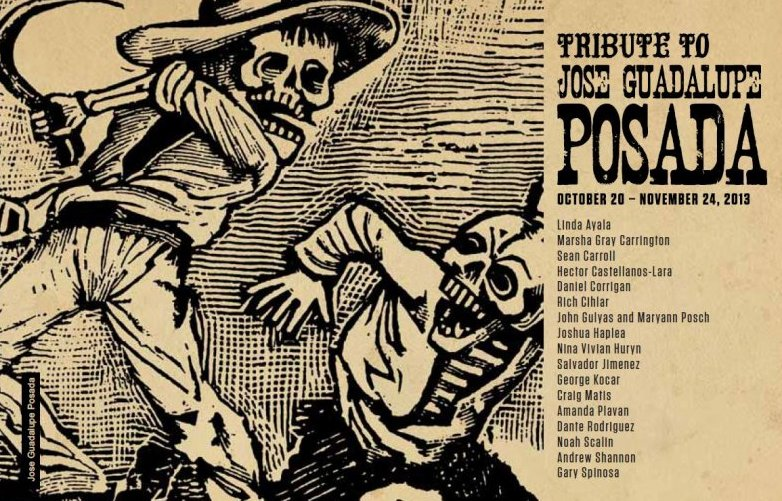 TRIBUTE TO JOSE GUADALUPE POSADA